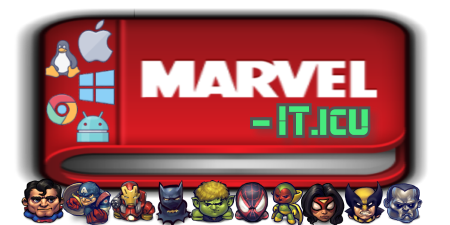 [Marvel-IT.icu] | the Information Technomatic Universe