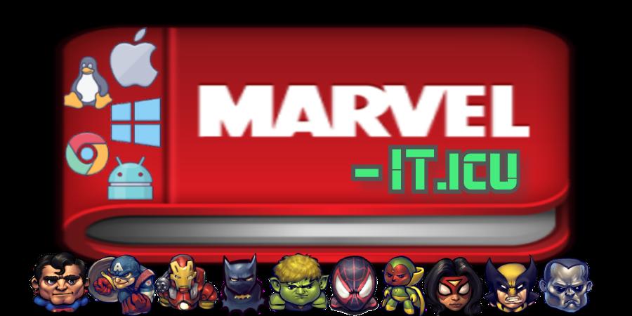 [Marvel-IT.icu] | the Information Technomatic Universe