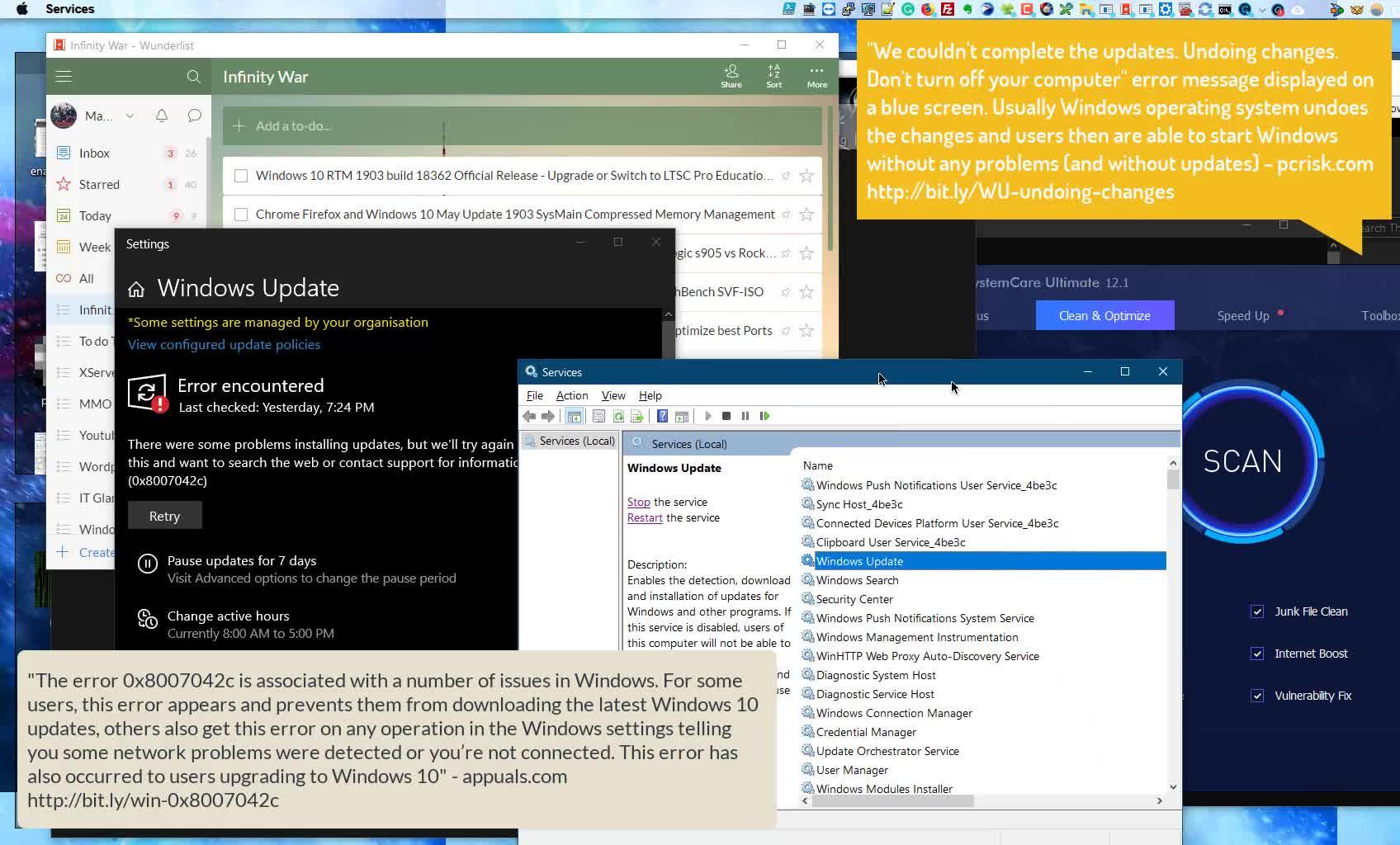 Windows 10 RTM 1903 Official Release Offline Upgrade troubleshoot BSOD reinstall Drivers Software | Windows 10 Server 2019
