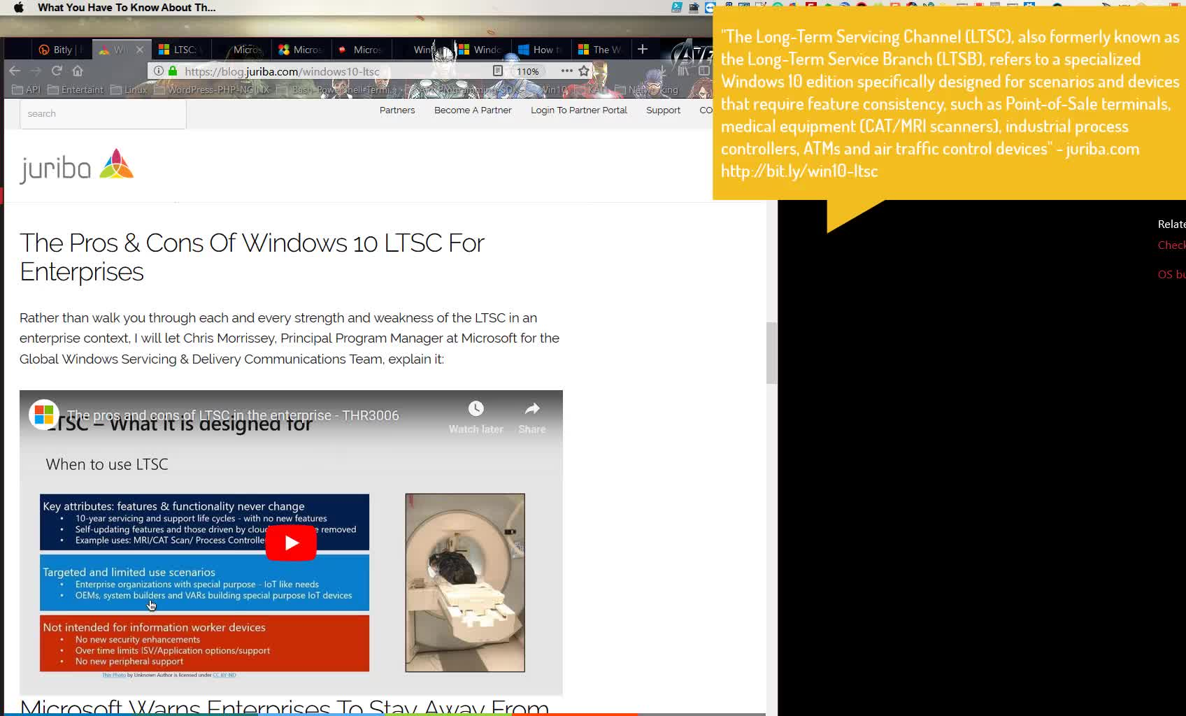 Windows 10 RTM 1903 build 18362 – Upgrade or Switch to LTSC Pro